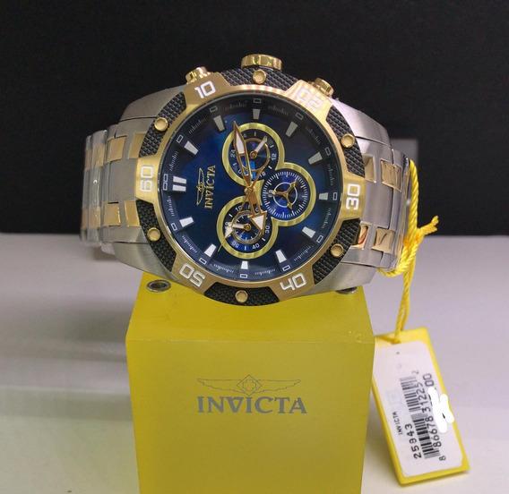 Invicta Speedway Scuba Modelo 25843 Original