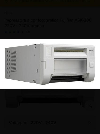 Impressora Térmica Ask 300 Fujifilm