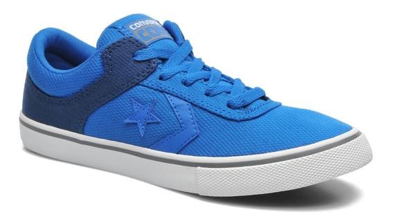 Zapatilla Converse Aero Kids 349279 Azul Dep