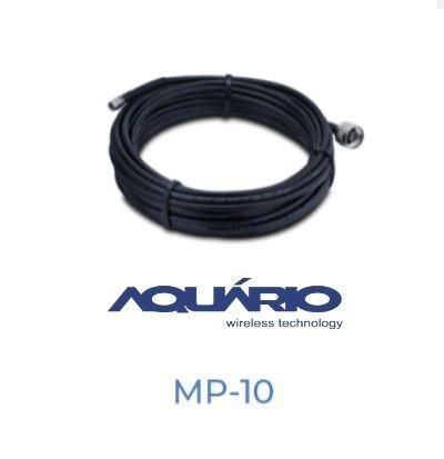 Pigtail 10 Metro - N Macho / Sm A Macho - Wirelless