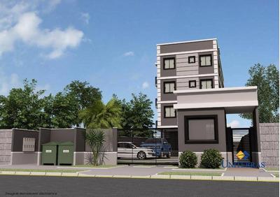 Apartamento Com 2 Quartos À Venda 48m² Em Colombo - Roça Grande - Ap0251