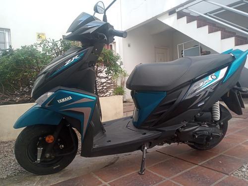 Yamaha Scooter Cygnus Ray Zr - Mts Motos Saavedra