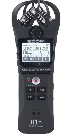 Gravador De Voz Digital Zoom H1 N H1n H1-n