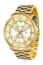 Relógio Masculino Dourado Xgames Xmgs1022 C2kx Usado