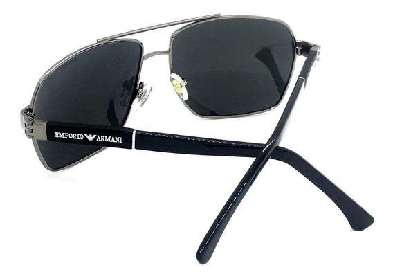 Oculos De Sol Masculino Premium Máscara Sps Polarizado