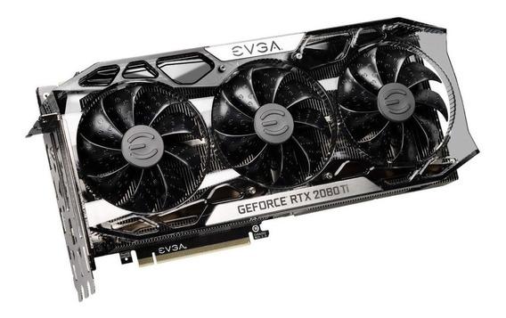 Video Nvidia Geforce Rtx 2080 Ti 11gb Evga Ultra Ftw3