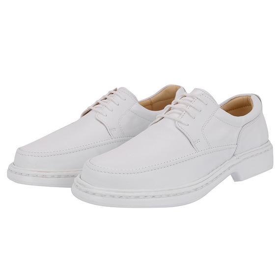 Sapato Anti-stress Conforto 100% Em Couro Galway 2002.