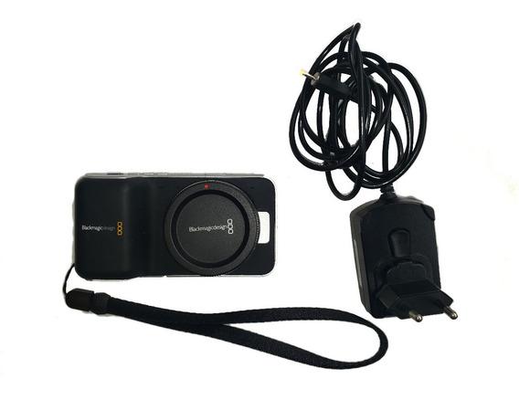 Blackmagic Cinema Camera Pocket Full Hd (modelo Antigo)