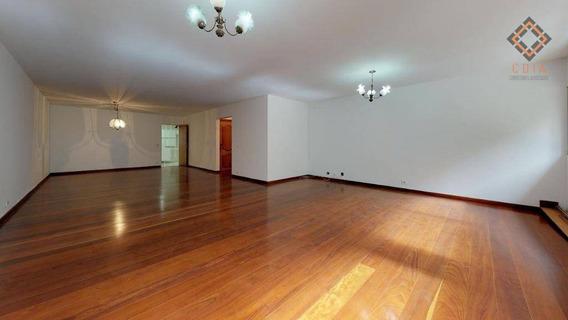 Apartamento Com 4 Dormitórios À Venda, 227 M² Por R$ 1.718 - Bela Vista - São Paulo/sp - Ap46665
