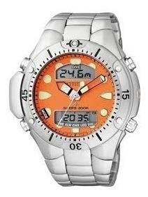 Relógio Citizen Aqualand Il Jp1060-52y Original Barato