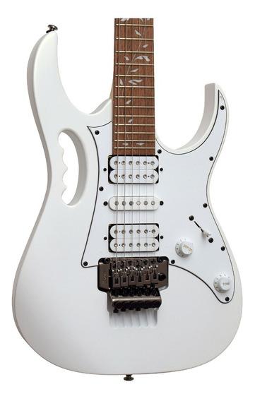 Guitarra Ibanez Jem Junior Branca Regulado!