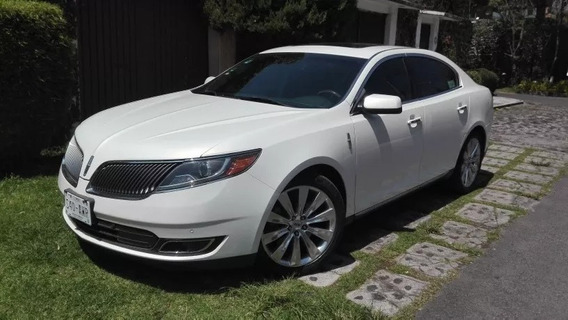Lincoln Mks V6 Aut 2013 Enganche De $59,800 Oportunidad Ms