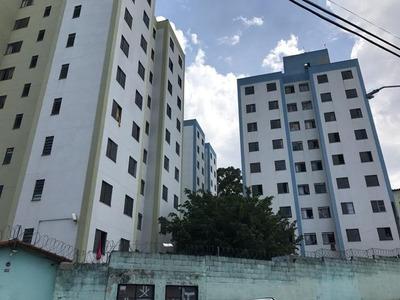 Apartamento Com 2 Dormitórios À Venda, 54 M² Por R$ 165.000 Rua Igarapé Água Azul, 1360 - Cidade Tiradentes - São Paulo/sp - Ap17973