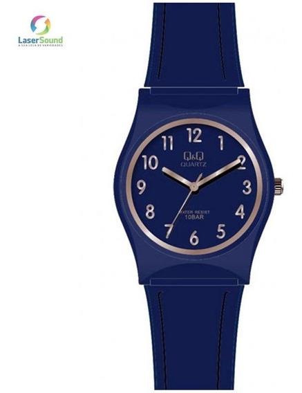 Relógio Q&q By Japan Feminino Vp34j859y Com Garantia E Nf