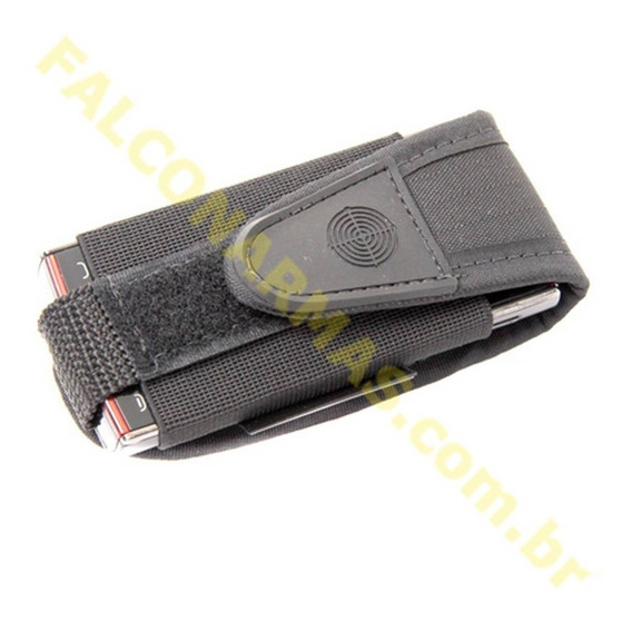 Porta Celular M -ciamilitar-em Nylon Rip Stop- Cm-0007