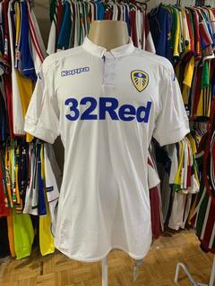 Leeds United Segunda Camisa 2017 Número 9 Tamanho Gg