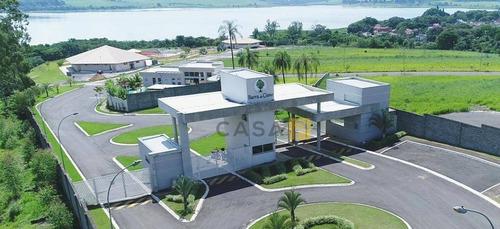 Terreno À Venda, 600 M² Por R$ 300.000,00 - Residencial Jardim Barra Do Cisne I - Americana/sp - Te0470