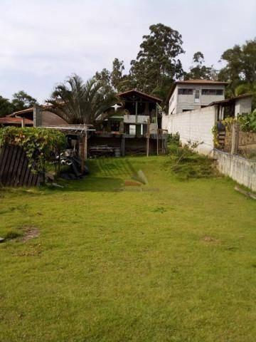 Chácara Com 2 Dormitórios À Venda - Cocuera - Mogi Das Cruzes/sp - Ch0008