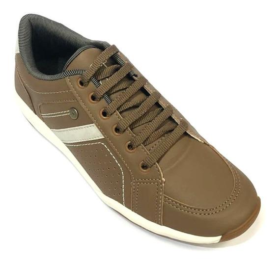 Zapatilla Hombre Urbano Nautico Zapato Pancha Sandalia Bns20