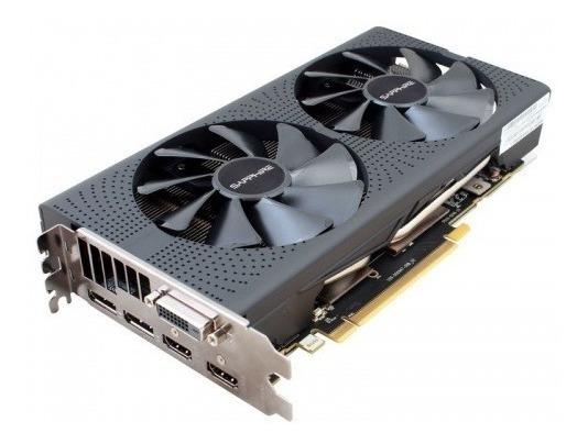 Placa De Vídeo Sapphire Rx 570 Pulse 4gb Ddr5 Radeon