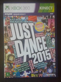 Jogo Usado Just Dance 2015 - Xbox 360 (mídia Física)