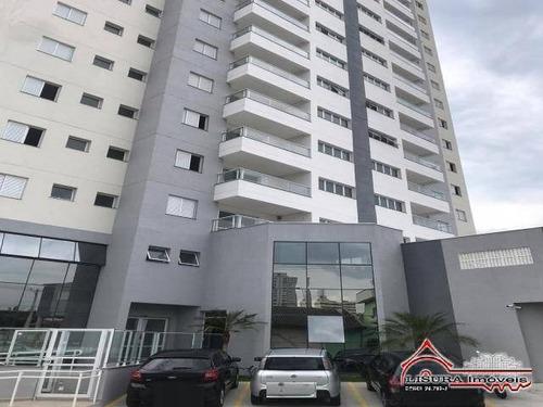 Apartamento N Centro De Jacareí Sp - 7720