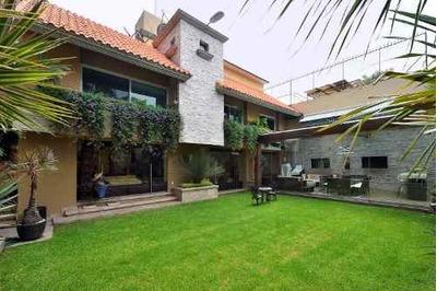 Residencia En Venta Coyoacan Centro