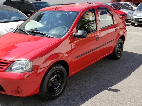 Renault Logan 1.0 Authentique Hi-flex 16v Flex 4p