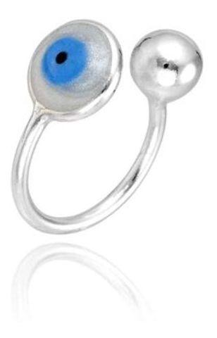 Piercing De Pressão Para Cartilagem Olho Grego