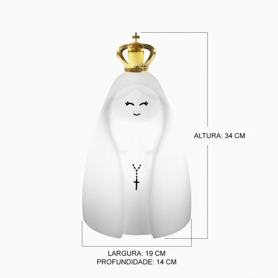 Abajur Luminária Led Nossa Senhora