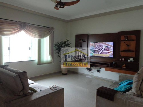 Casa Com 3 Dormitórios À Venda, 230 M² - Jardim Macarenko - Sumaré/sp - Ca4090