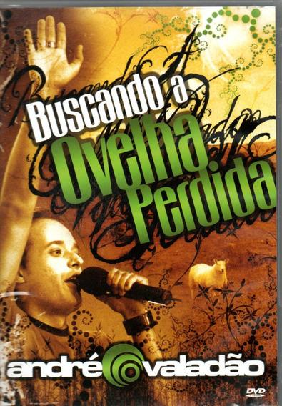 Dvd André Valadão - Buscando A Ovelha Perdida