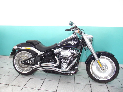 Harley Davidson Fat Boy 114 2019