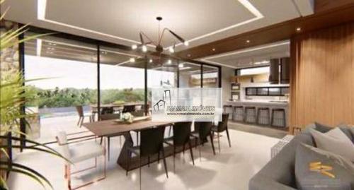 Casa Com 3 Dormitórios À Venda, 350 M² Por R$ 1.950.000,00 - Alphaville Nova Esplanada I - Votorantim/sp - Ca2032