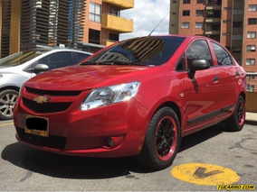 Chevrolet Sail Ls Mt 1400cc Aa Negociable