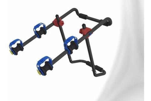 Portabicicleta Carro 2 Bicicletas Universal Fácil Instalacio