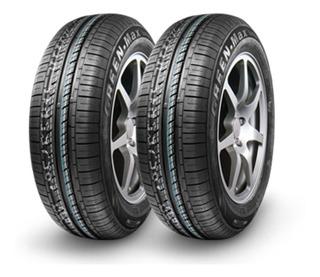 Kit 2 Neumáticos Linglong Greenmax Et 155 70 13 - Ahora 18