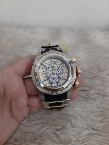 Relógio Invicta Bolt Zeus Skeleton