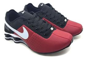Tênis Nike Shox Classic + Relógio De Brinde - Frete Grátis