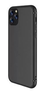 Capa Case Ultra Slim Soft iPhone 11 Pro + Pel De Vidro 9d