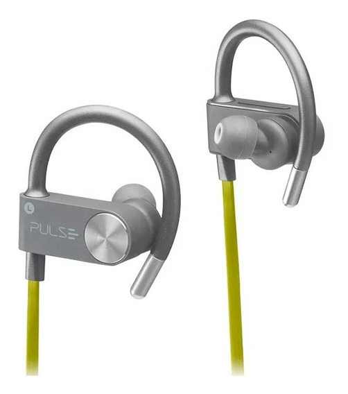 Fone De Ouvido Bluetooth Multilaser Pulse Earhook In-ear Spo