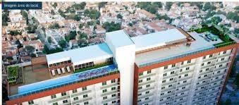 Apartamento Em Vila Augusta, Guarulhos/sp De 35m² 1 Quartos À Venda Por R$ 240.000,00 - Ap449519