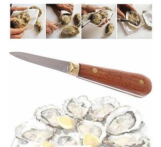 Cuchillo De Ostras, Cuchillo De Ostras, Espiga Completa No E