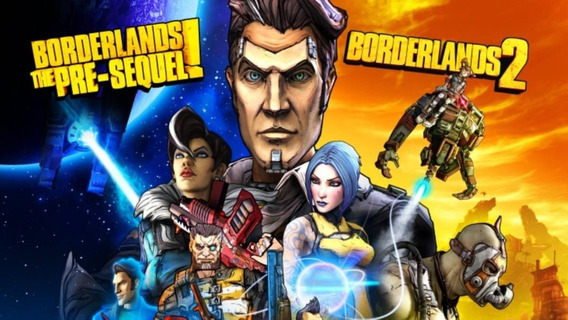 Borderlands: Todas As Coleções Pc