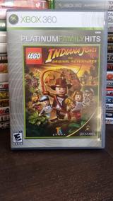 Lego Indiana Jones The Original Adventures Frete R$ 12