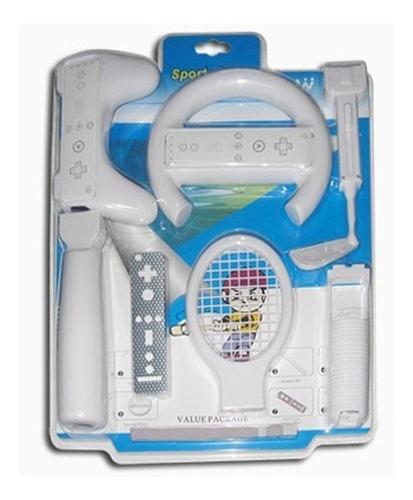 Pack 8 En 1 Sports Para Wii
