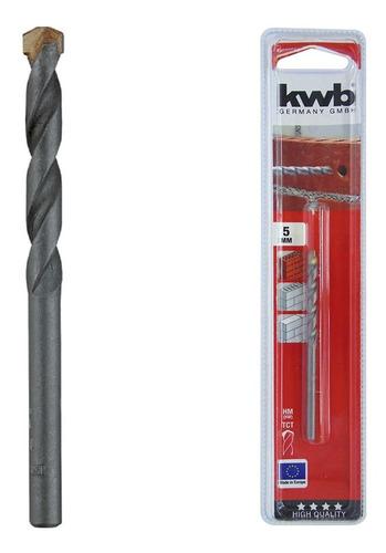 Mecha Widia Profesional 5mm Kwb 49039650 Stein-betonbohrer