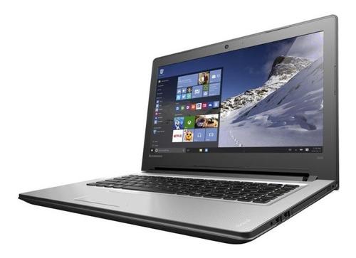 Notebook Lenovo Ideapad 300 - 15ibr  N3700 4g 1tb 80m3006mar