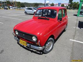 Renault R4 Rnur Mt 850cc