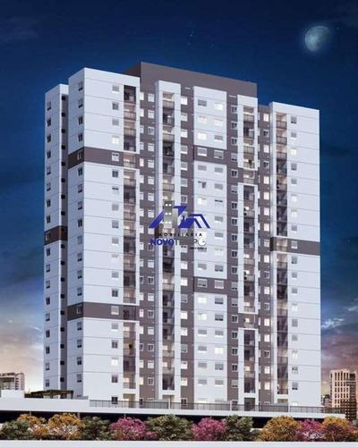 Excelente Apartamento Em Osasco Com, 3 Dormitórios. - 2158 - 67874758
